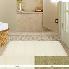Modern Bathroom Rug Rugs Soft And Smooth Fieldcrest Bath Rugs For Modern Bathroom