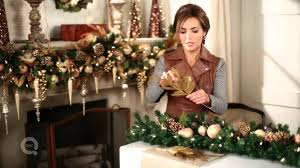 how to decorate a mantel for christmas youtube