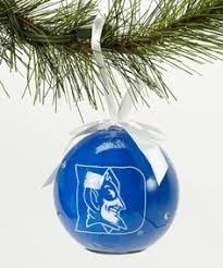 duke hoodie ornament duke duke and ornament