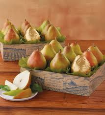 gourmet pears two boxes of the favorite royal riviera pears harry david