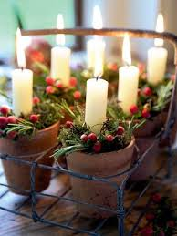 Christmas Centerpieces To Make Cheap by 25 Best Homemade Christmas Decorations Ideas On Pinterest