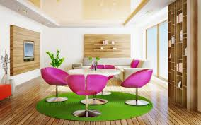 living room and dining room combined stunning contemporary living dining room with brown accent and