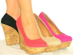 Comfortable Wedge Pumps A Closer Look At Womens Wedges