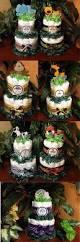 lmk gifts baby shower jungle safari diaper cake centerpiece
