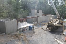 concrete work at concrete home complete bartley corp