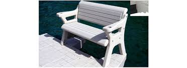 serv a dock dock benches
