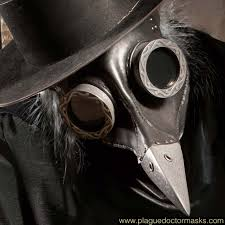 plague doctor mask for sale steunk bubonic plague doctor mask costume international shipping