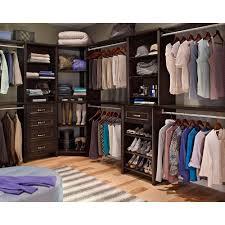 amazon com closetmaid closet organizer systems impressions 25