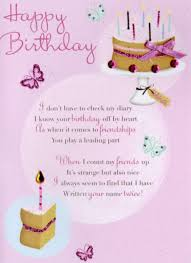 cards for friends birthday greeting cards for friends happy birthday cards