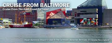baltimore cruises baltimore cruise deals cruise from baltimore