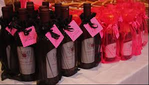wine bottle favors gorgeous personalized mini wine bottles for wedding favors images