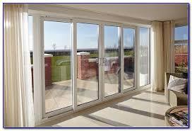 Upvc Patio Sliding Doors 4 Panel Sliding Glass Patio Doors Free Home Decor