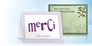 thank you cards for wedding business vistaprint