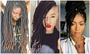 latest dread 2017 dreadlock and sisterlock hairstyles for black african