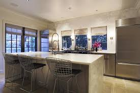 the orleans kitchen island carrara marble top kitchen island modern kitchen island design