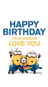 Happy Birthday Husband Meme - 25 funny minions happy birthday quotes funny minions memes