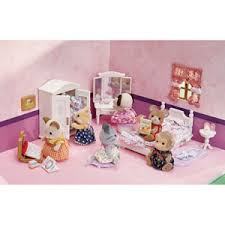 Calico Critters Play Table by Calico Critters Girls Lavender Bedroom