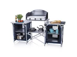 Outdoor Kitchens For Camping by Campart Travel Ki 0732 Outdoor Kitchen Malaga With Windshield