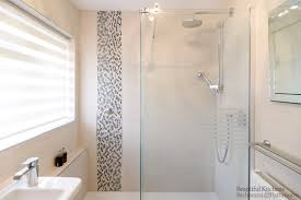 sand shower room with mosaic tiles beautiful kitchens