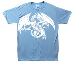 blue eyes white dragon yu gi oh clothing u0026 apparel