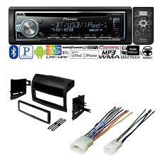 toyota sienna 2004 2010 car stereo radio dash installation