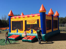 bounce house rentals bounce houses winter park orlando fl no limit event rentals