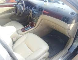 lexus es300 used lexus es300 used first body 2003model for sale call 08131267376