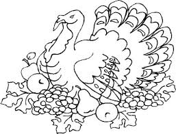 free thanksgiving coloring pages age activities 512830