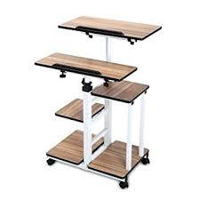 rolling standing desk s adjustable rolling standing desk