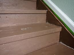 wood ideas stair treads how to install stair treads and risers