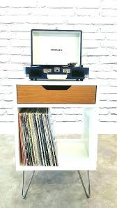 record player table ikea small white end table floating end table bedside table floating