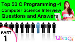 top 50 c programming 1 cse technical interview questions and