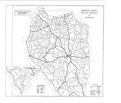 Nc Maps Sampson County Maps