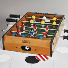 table top football games personalised table top football game top football games and table