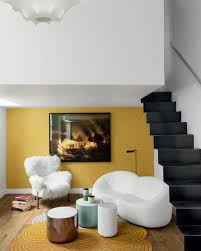 Yellow Accent Wall 21 Best Accent Mustard Walls Images On Pinterest Yellow Yellow