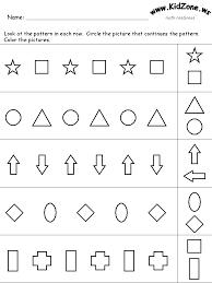 pattern math worksheets preschool free ab pattern 1 2 pattern worksheet fun ideas parenting tools