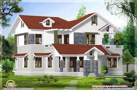 Kerala Home Design August 2012 Superb 4 Bedroom Kerala Home Design 2200 Sq Ft Home Appliance