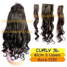 harga hair clip hairclip 3 layer hair clip murah hair clip extension murah