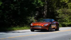 the aston martin db11 can be had with a 500 horsepower 4 0 liter