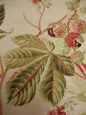 Shabby Chic Upholstery Fabric Sanderson Upholstery Craft Fabric Remnants Ebay