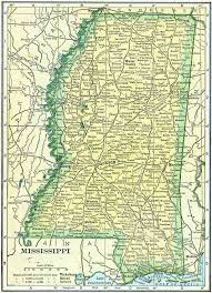 New York Times Census Map by Mississippi Genealogy U2013 Access Genealogy