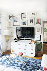 Where To Place Tv In Living Room Best 25 Dresser Tv Ideas On Pinterest Dresser Tv Stand Painted