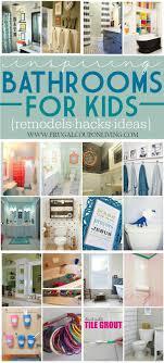 boys bathroom decorating ideas appealing best 25 kid bathrooms ideas on restroom boy at