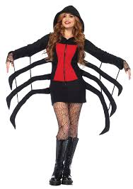women costumes women s black widow spider costume costumes