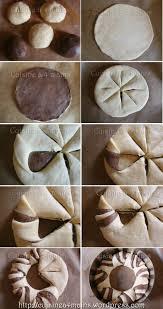 cuisine a 4 mains brioche couronne marbrée 3 cuisine à 4 mains viennoiseries pâtes