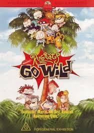 rugrats go wild movie dvd r4 joe alaskey ebay