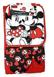 Mickey Mouse Kitchen Set by Amazon Com Disney Mickey Mouse Plastic Black Measuring Spoons
