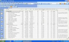 Project Plan Template Excel Free 5 Free Project Schedule Templates Excel Pdf Formats