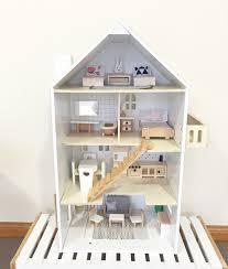 Modern Dollhouse Furniture Diy Modern Dollhouse Diy Kmart Dollhouse Hack