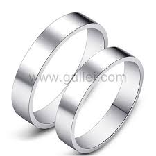 personalized engraved jewelry personalized engraved silver korean bands set for 2